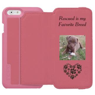 Iphone case incipio watson™ iPhone 6 wallet case