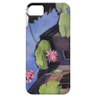 Iphone case, Lilly Pads iPhone 5 Covers