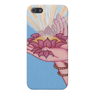 iPHONE CASE - Lotus blessings iPhone 5 Case