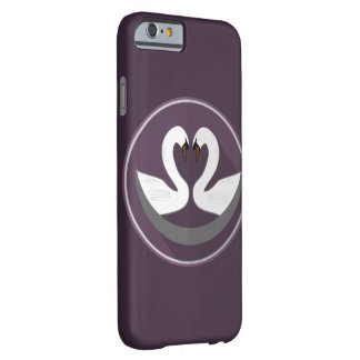 Iphone case - LOVE SWANS