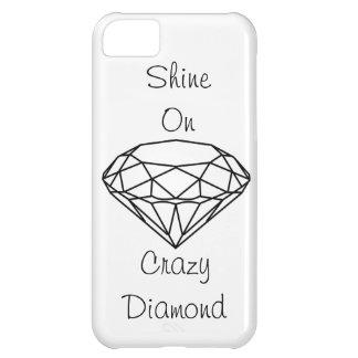iPhone Case Mate Shine On Crazy Diamond iPhone 5C Case