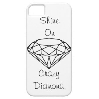 iPhone Case Mate Shine On Crazy Diamond Barely There iPhone 5 Case