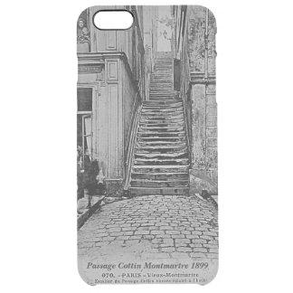 iPhone Case Montmartre passage Cottin