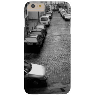 iphone case Paris street woman with dog