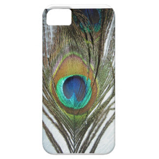 IPHONE CASE PEACOCK FEATHERS