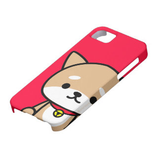 iPhone Case - Puppy - Red Case For The iPhone 5