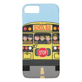 Iphone case school bus