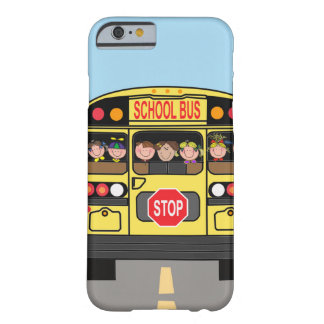 Iphone case school bus barely there iPhone 6 case
