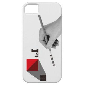 iPhone case SE/5/5s (Hand) [Russian Avant-gardee]