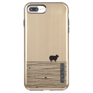 iPhone Case - Sheep Pattern