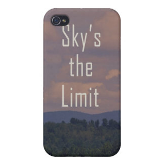 iPhone Case ..Sky's the Limit iPhone 4 Cover