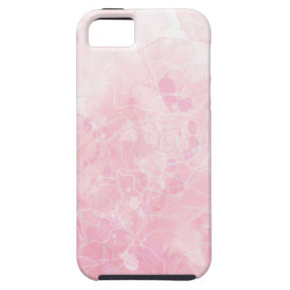 iPhone Case - Soft pink - floral