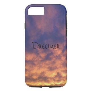 IPhone case sunset clouds dreamer