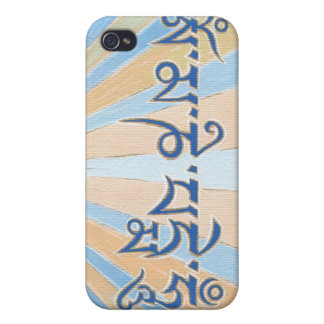 iPHONE CASE - Tibetan mantra: Om Mani Padme Hum Case For The iPhone 4