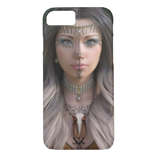 iPhone Case Tribal Layla (3D Art)