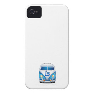 iPhone Case Twitter and Tweeting iPhone 4 Cases