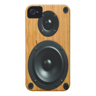 iPhone case - vintage speaker iPhone 4 Case-Mate Cases