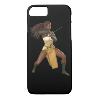 iPhone Case Warrior Woman