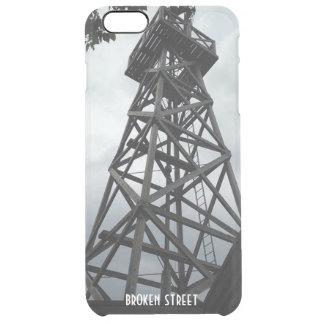 iPhone case-Windmill Clear iPhone 6 Plus Case