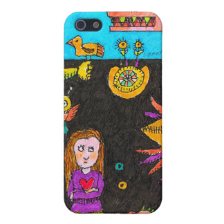 """iPhone case with my quirky image """"Usual Suspects"""" Cases For iPhone 5"""