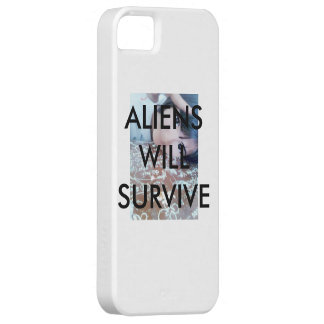 iphone Case with only alien photo existing