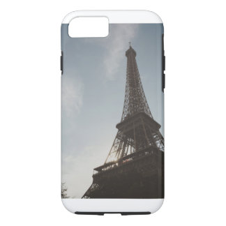 Iphone Case with vintage Eiffel Tower