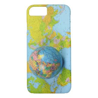 iPhone case world traveler