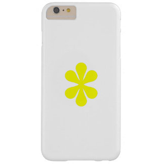 iPhone case yellow flower