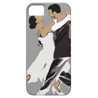 iPhone classic couple Barely There iPhone 5 Case