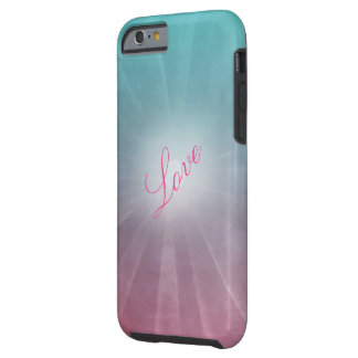 iPhone color speed phone case love