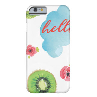 Iphone cover 6/6S fruits