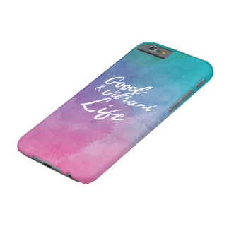 Iphone cover 6/6S Good & Vibrant Life