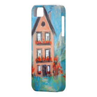"iPhone Cover ""Jolly House"" iPhone 5 Cover"