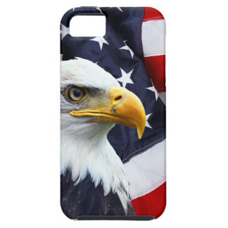 Iphone cover North American Bald Eagle on American