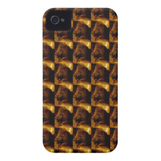 iPhone covering mini pig Vintage iPhone 4 Case-Mate Cases