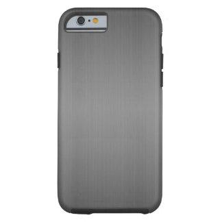 iPhone - Dark Brushed Metal - Now in iPhone 6 case