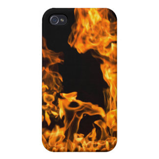 Iphone  -  Fire iPhone 4/4S Covers