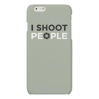 iPhone hoesje I shoot PEOPLE