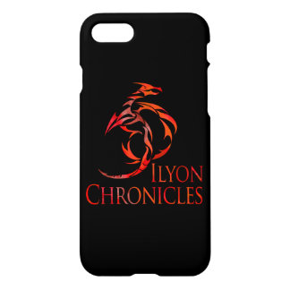 iPhone Ilyon Chronicles Red Dragon Case
