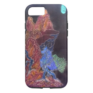 "iPhone / iPad case ""Oriental landscape"""