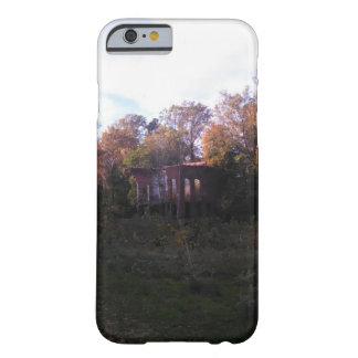 Iphone/Ipad Case with an Abandoned Building