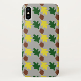 IPhone/IPad Case with oak leaves