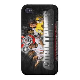 Iphone layer 4S Corínthians Cases For iPhone 4