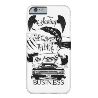 Iphone layer 6/6s Family Business Supernatural Barely There iPhone 6 Case