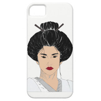 iphone marries gueixa barely there iPhone 5 case