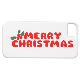 iPhone Merry Christmas Case