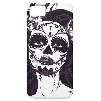 iPhone Modern Horror Face Design iPhone 5 Case