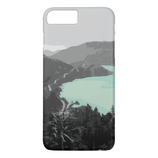 iPhone Mountain Lake Case (4,5,6,7,8)