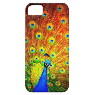 Iphone Peacock cover iPhone 5 Covers