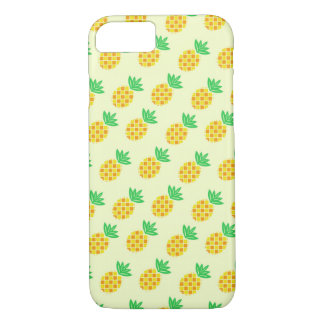iPhone Pineapple Pattern Phone Case
